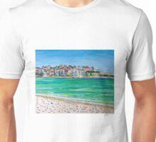 Bondi Ink......and acrylic Unisex T-Shirt
