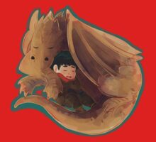Merlin - A boy and his dragon One Piece - Short Sleeve