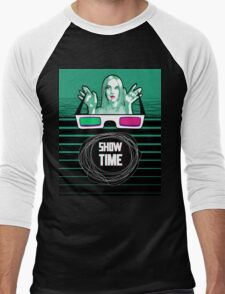 Show time Men's Baseball ¾ T-Shirt
