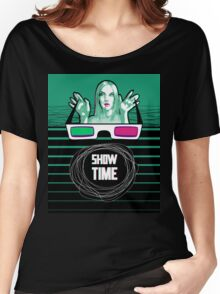Show time Women's Relaxed Fit T-Shirt