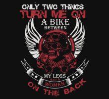 Biker Funny Kids Clothes