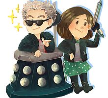 Doctor Who - The Cool Kids by staypee
