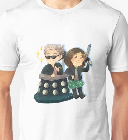 Doctor Who - The Cool Kids Unisex T-Shirt