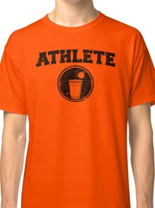 BEER PONG : THE ATHLETE Classic T-Shirt