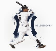 Derek Jeter Be Legendary Kids Clothes