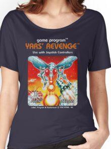 Yars' Revenge Cartridge Artwork Women's Relaxed Fit T-Shirt