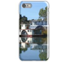 Love on a Houseboat iPhone Case/Skin