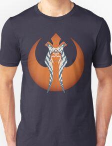 Rebel Ahsoka Unisex T-Shirt