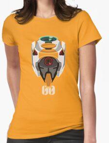 EVA 00 Head Womens Fitted T-Shirt