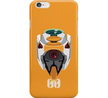 EVA 00 Head iPhone Case/Skin
