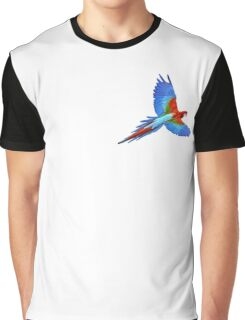 THE ORIGINAL PARROT by Creachel Graphic T-Shirt