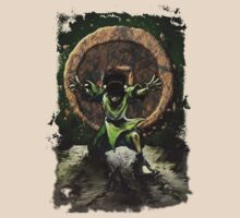 Toph Earthbending by bangkitkembali