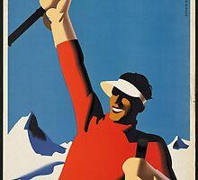 Snow! Skis! Austria!  by arcane-snake