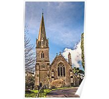 St.Michael and all angels Poster