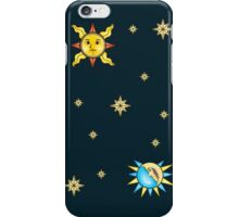 Sol, Luna, Stars... iPhone Case/Skin