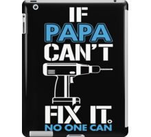 Funny Dad Fathers Day iPad Case/Skin