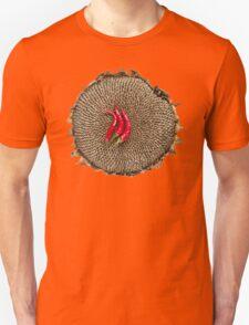 Chili & sunflower Unisex T-Shirt