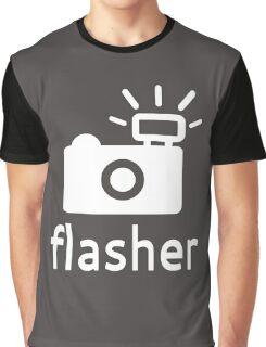 Flasher Graphic T-Shirt