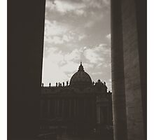 The Vatican Photographic Print