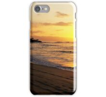 Sunset Surf iPhone Case/Skin