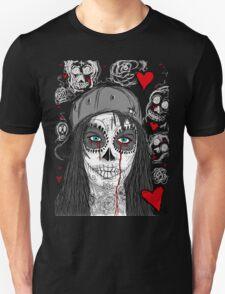 DOTD Skull Girl T-Shirt