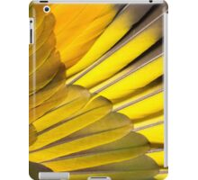 St Vincent Parrot wing iPad Case/Skin
