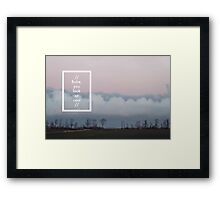 The 1975 - Robbers Framed Print