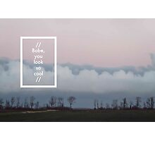 The 1975 - Robbers Photographic Print