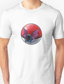 Golbat pokeball - pokemon T-Shirt