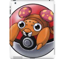 Paras pokeball - pokemon iPad Case/Skin