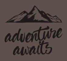 Adventure Awaits Baby Tee