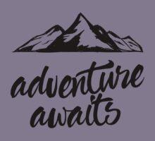 Adventure Awaits Kids Tee
