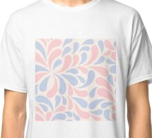 abstract colorful pattern in pastel colors Classic T-Shirt