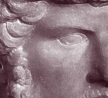 The Roman Emperor Marcus Aurelius Sticker