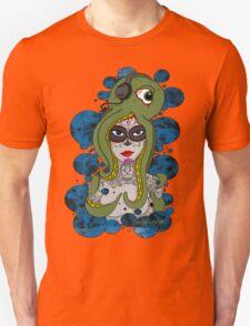 Octo Skull Girl T-Shirt