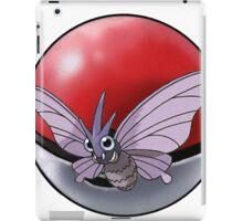 Venomonth pokeball - pokemon iPad Case/Skin