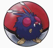 Venonat pokeball - pokemon by pokofu13