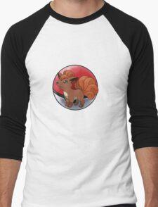 Vulpix pokeball - pokemon T-Shirt