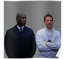 Jake and Holt Two Poster