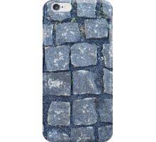 paving stone walkway iPhone Case/Skin