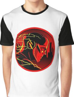 red flash Graphic T-Shirt