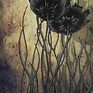 Moonflowers by NADYA PUSPA