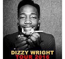 Dizzy Wright 01 TOUR 2016 Photographic Print