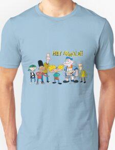 hey arnold T-Shirt