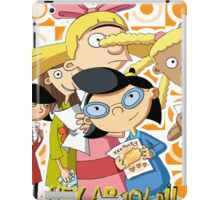 hey arnold iPad Case/Skin
