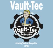 Vault Tec Industries Kids Clothes