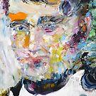NAPOLEON - oil portrait by lautir
