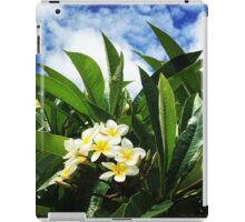 Tropical oasis  iPad Case/Skin