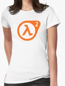 Half Life 2  Womens Fitted T-Shirt