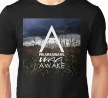 We Are AWAKE OG Logo storm Sky Unisex T-Shirt